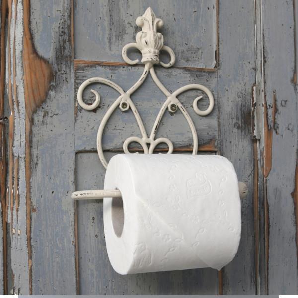 Badeværelset i skønneste fransk landstil