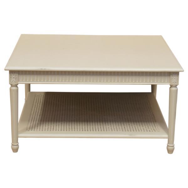 bord med marmorplade