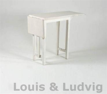 lille spisebord lille spisebord med 2 folde plade fra nordal hos Louis og Ludvig lille spisebord